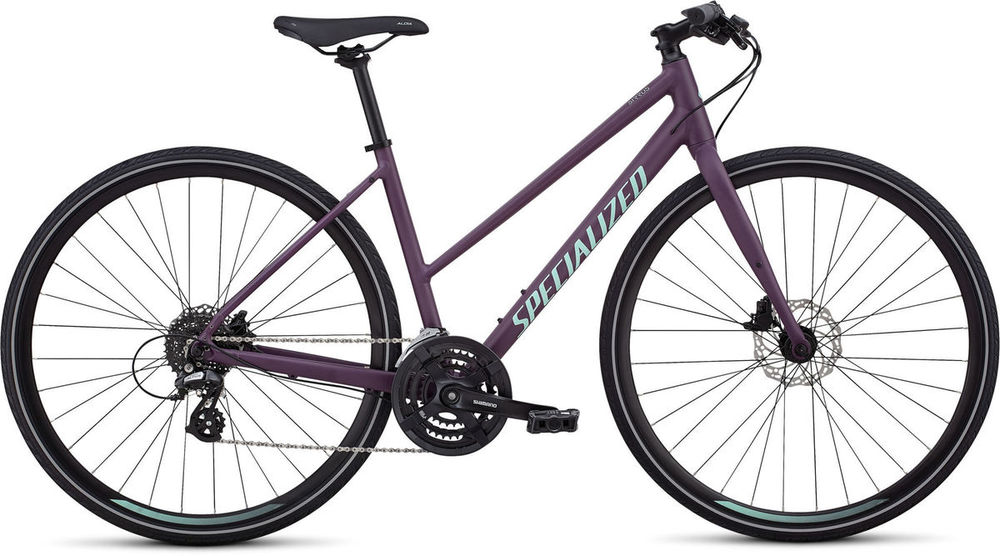 SPECIALIZED Sirrus Disc Step-Through Women's click to zoom image
