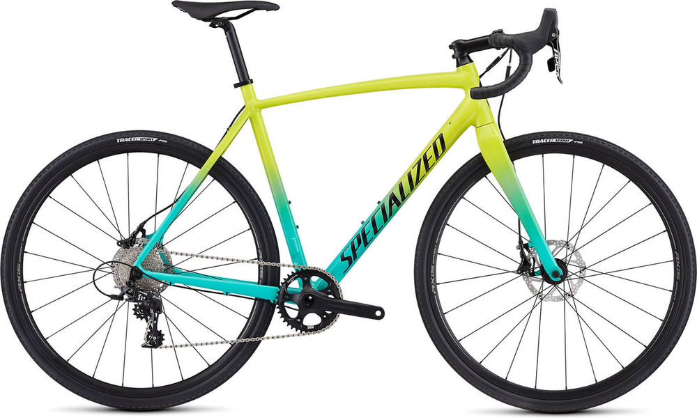 SPECIALIZED CruX E5 Sport click to zoom image