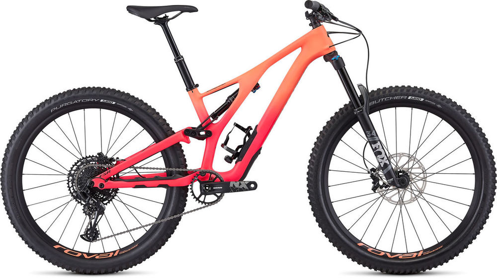 SPECIALIZED Stumpjumper Comp Carbon 27.5 - 12-speed Women's click to zoom image