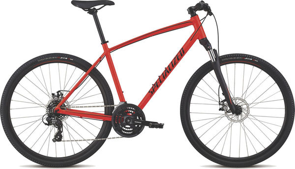 SPECIALIZED CrossTrail Mechanical Disc 2018