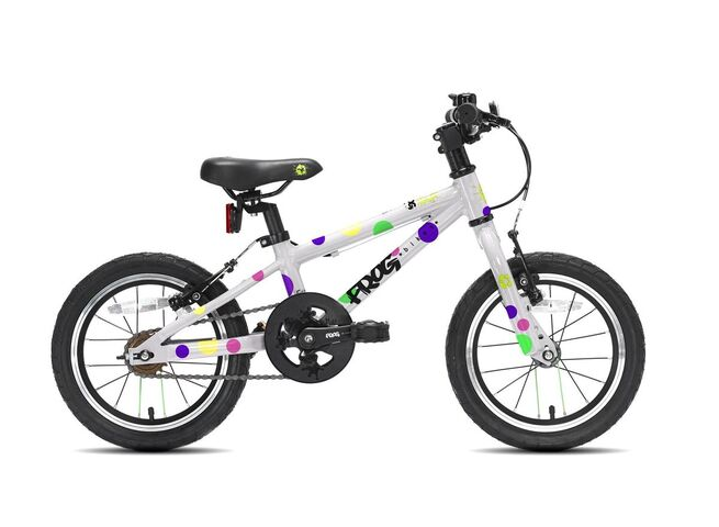 FROG 40 Kids Bike  Spotty  click to zoom image