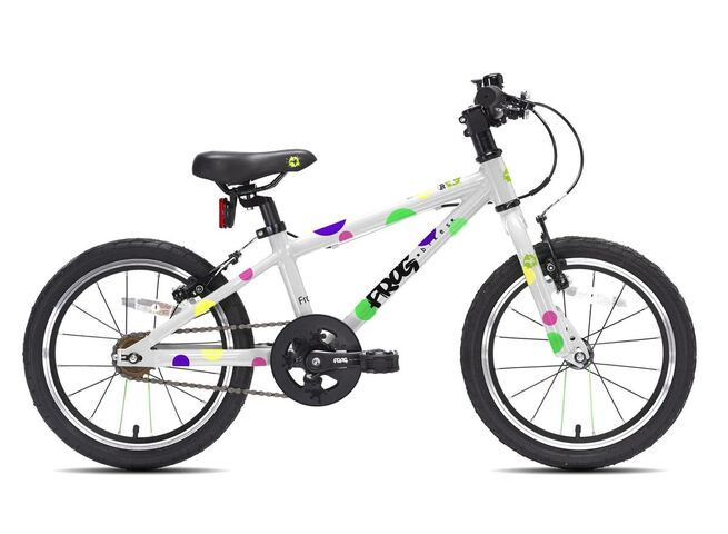 FROG 48 Kids Bike  Spotty  click to zoom image