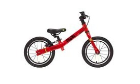 FROG Tadpole Plus Balance Bike  Red  click to zoom image