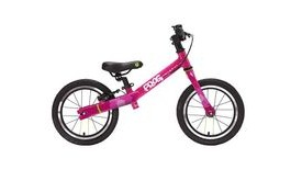 FROG Tadpole Plus Balance Bike  Pink  click to zoom image