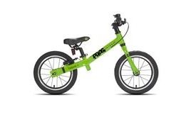 FROG Tadpole Plus Balance Bike  Green  click to zoom image
