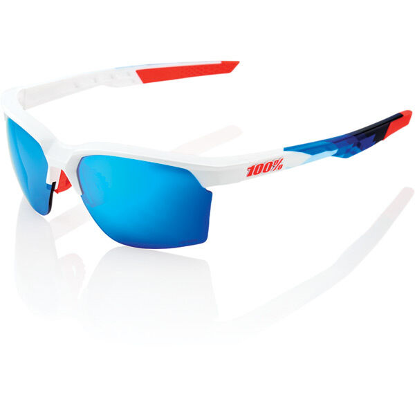 100% Sportcoupe HiPER Blue Mirror Lens click to zoom image
