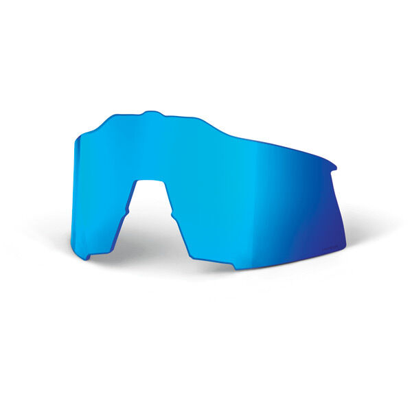 100% Speedcraft Replacement Lens - HiPER Blue Mirror click to zoom image