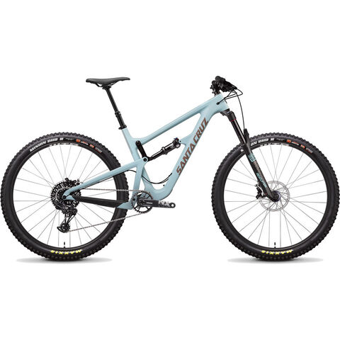 SANTA CRUZ BIKES Hightower LT C R Small Skye Blue  click to zoom image