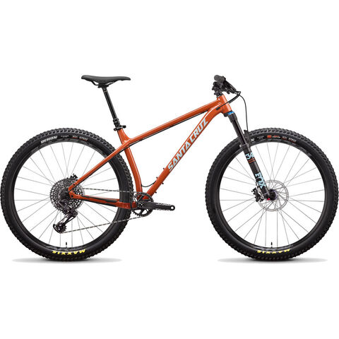SANTA CRUZ BIKES Chameleon S+ Small Orange  click to zoom image