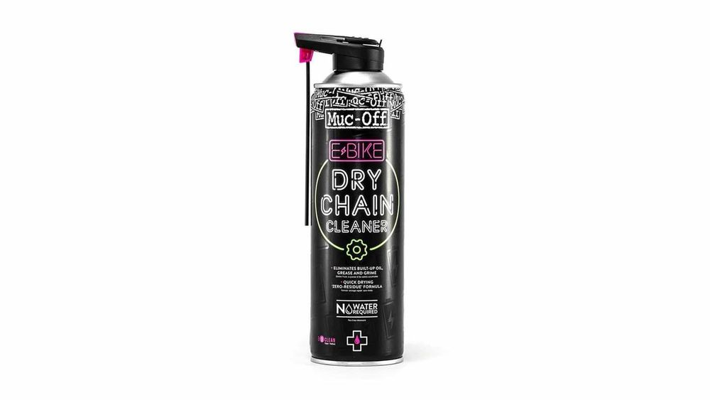 MUC-OFF eBike Dry Chain Cleaner 500ml click to zoom image