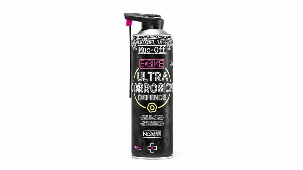 MUC-OFF eBike Ultra Corrosion Defence 485ml click to zoom image
