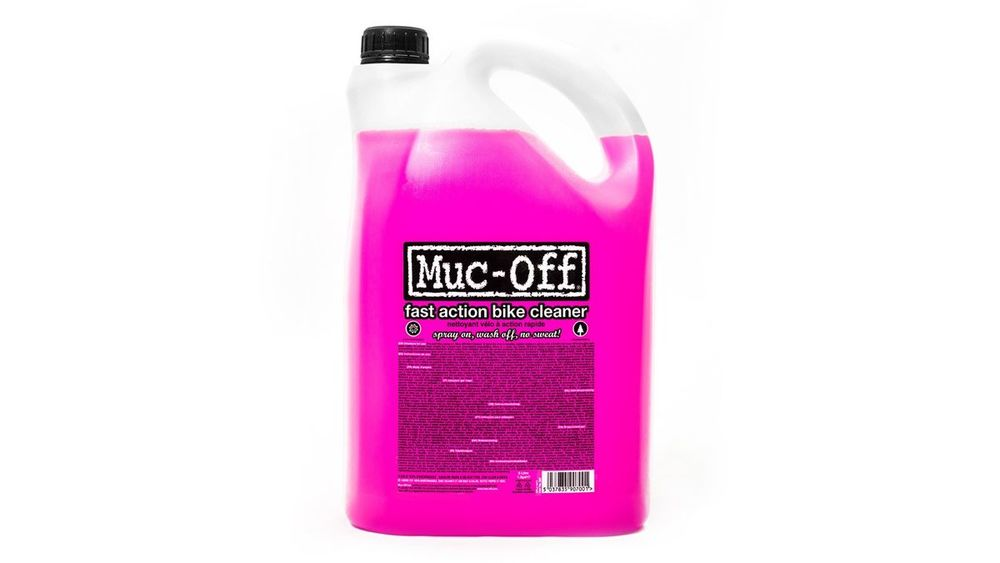 MUC-OFF 5 Litre Cycle Cleaner click to zoom image