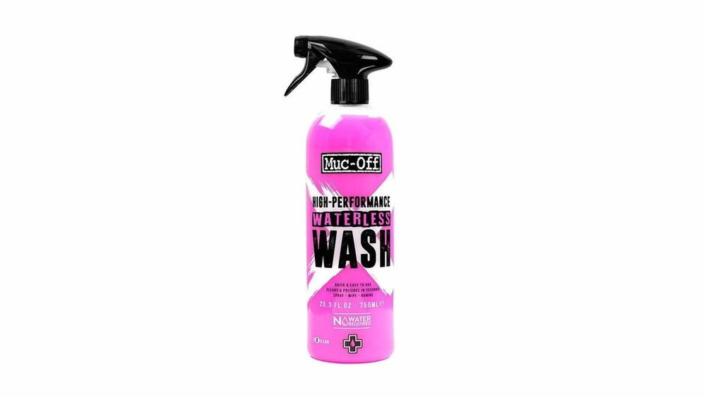 MUC-OFF Waterless Wash 750ml click to zoom image