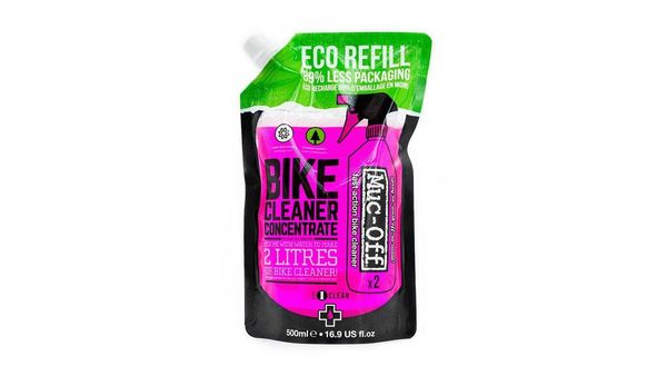 MUC-OFF Bike Cleaner Concentrate 500ml Pouch