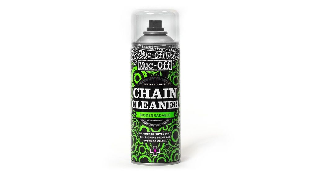 MUC-OFF Bio Chain Cleaner 400ml click to zoom image