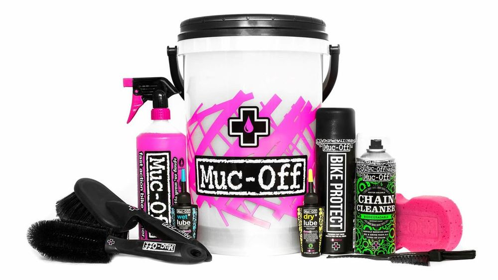 MUC-OFF Bucket Kit with Filth filter click to zoom image