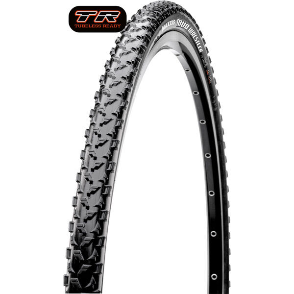 MAXXIS Mud Wrestler 700x33c 60TPI Folding Dual Compound EXO / TR click to zoom image