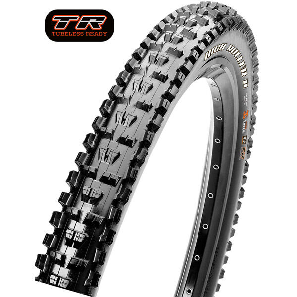 MAXXIS High Roller II 27.5x2.40 60TPI Wire 3C Maxx Grip click to zoom image