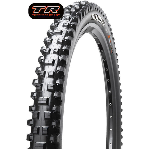 MAXXIS Shorty 27.5x2.40 60TPI Wire 3C Maxx Grip click to zoom image