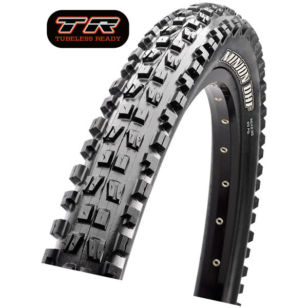 MAXXIS Minion DHF 29x2.30 60TPI Folding Dual Compound EXO / TR click to zoom image