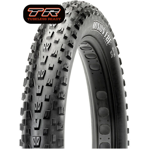 MAXXIS Minion FBF 26x4.00 60 TPI Folding Dual Compound click to zoom image