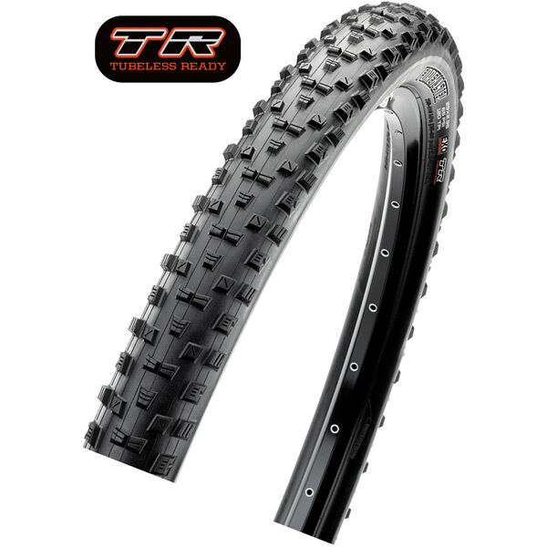 MAXXIS Forekaster 27.5x2.60WT 60 TPI Folding Dual Compound EXO/TR click to zoom image