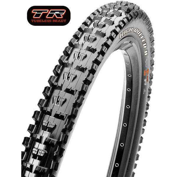 MAXXIS High Roller II + 27.5x3.00 120 TPI Folding 3C MaxxTerra EXO/TR click to zoom image