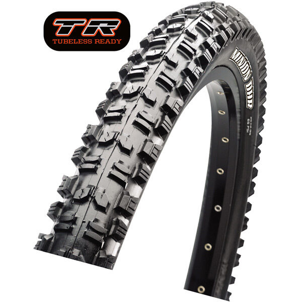 MAXXIS Minion DHR II 29x2.40WT 60 TPI Folding Dual Compound EXO / TR tyre click to zoom image
