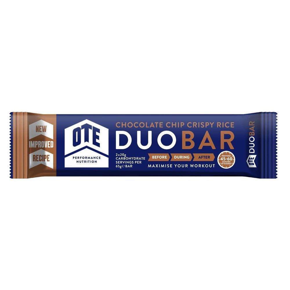 OTE Duo Bar Chocolate 65g click to zoom image