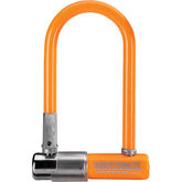 KRYPTONITE KryptoLok Series 2 Mini - with FlexFrame U-bracket - Ltd Edition Orange