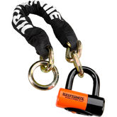 KRYPTONITE New York noose (12 mm / 130 cm) - with EV series 4 disc lock