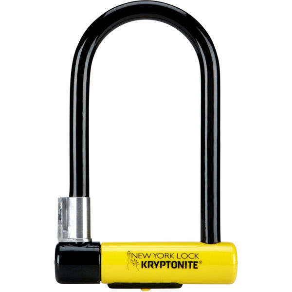 KRYPTONITE New York std NYL lock with FlexFrame bracket click to zoom image